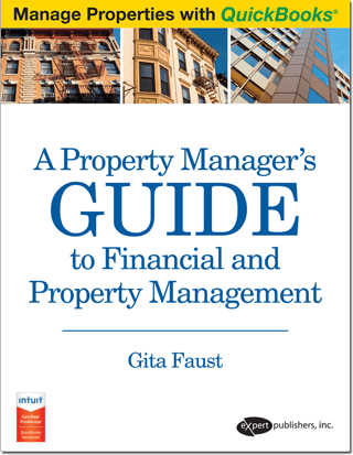 property manager's guide-to financial and property management book cover
