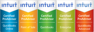 QuickBooks Pro, QuickBooks Enterprise and QuickBooks Point of Sale are accounting software real estate, property management