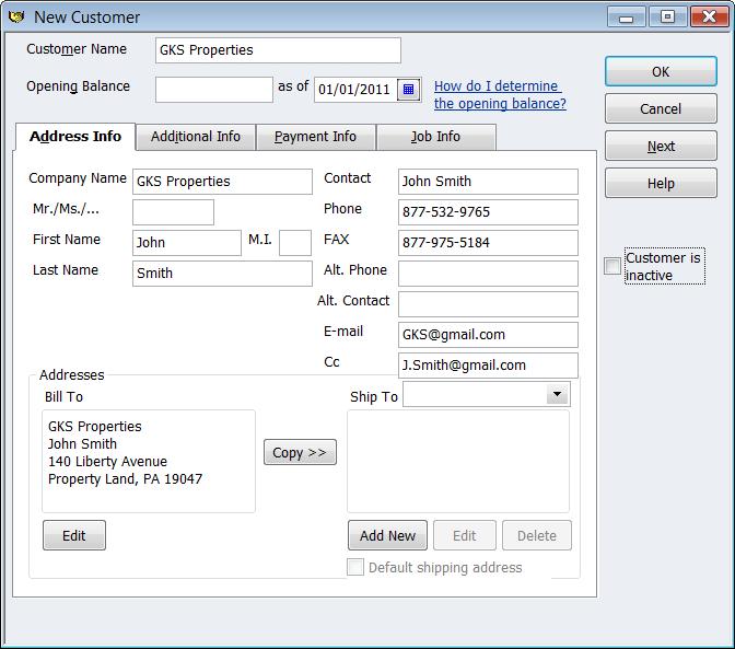 free online invoice