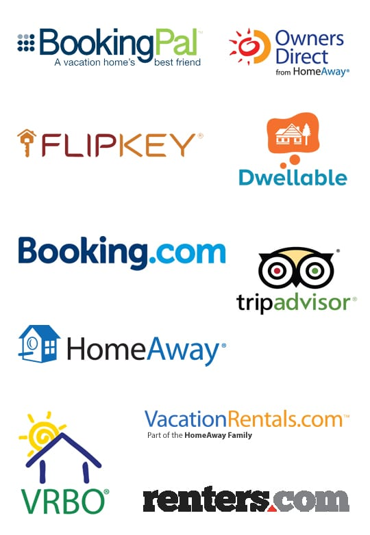 Vacation Rentals Sites