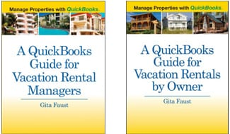 vacation rental quickbooks book