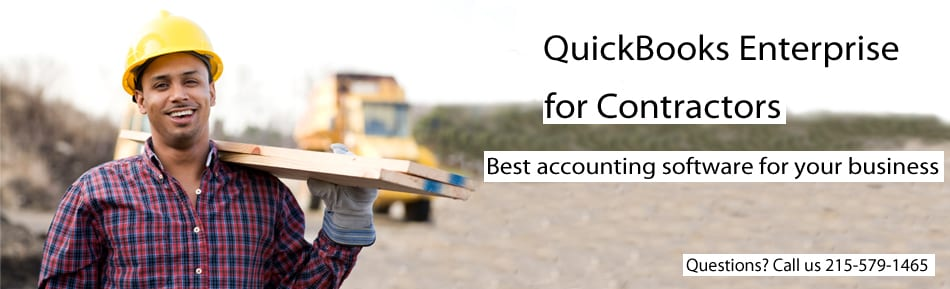 quickbooks enterprise contractor banner