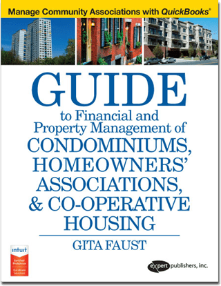 A Guide to Financial and Property Management of Condo-HOA by Gita Faust