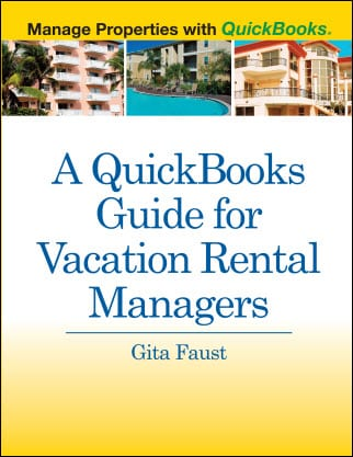 QuickBooks Vacation Rental Managers Cover