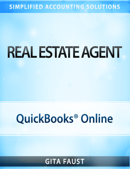 QuickBooks Online for Real Estate Agent