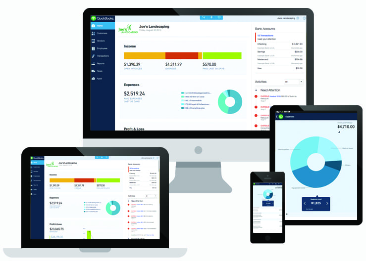 QuickBooks Online Multi Devices