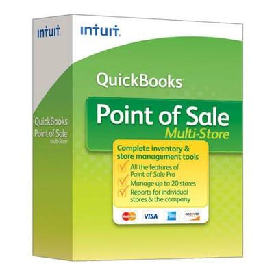 quickbooks pos multi store