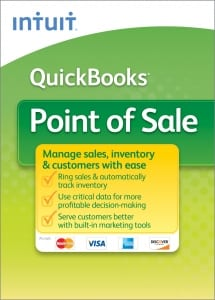 quickbooks point of sale software