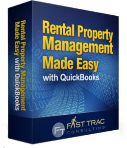 rental property management quickbooks
