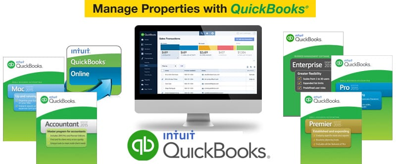 manage properties quickbooks newsletter