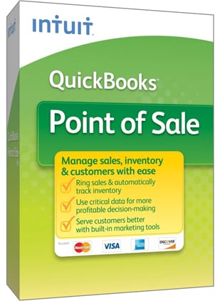QuickBooks Point of Sale (POS) Basic v18