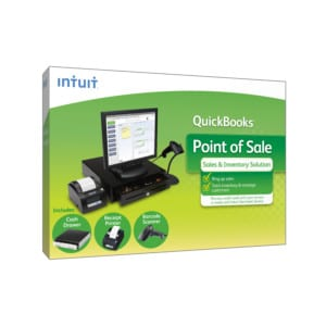 QuickBooks Point of Sale Software Hardware Bundle
