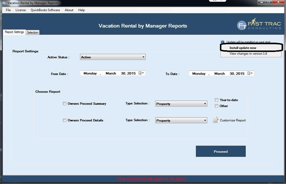 Intuit Property Management Quickbooks