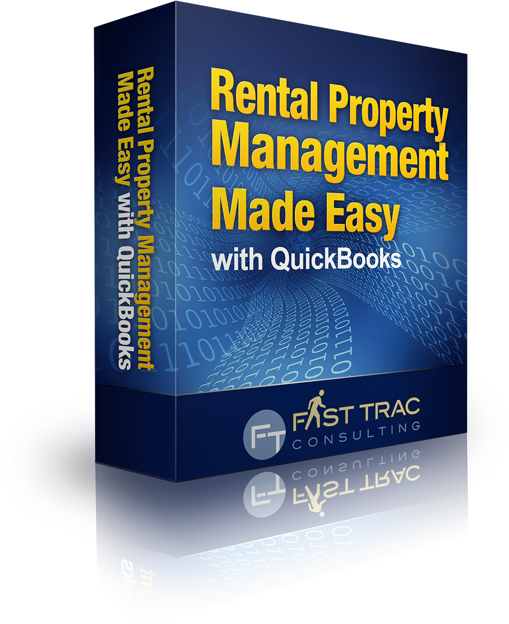 rental property management made easy quickbooks