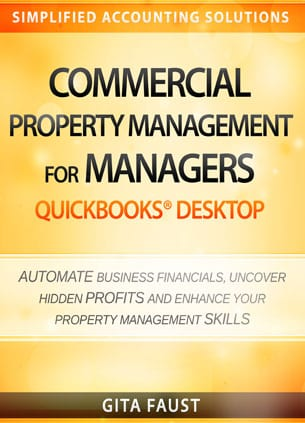 commercial property management managers quickbooks desktop book cover small