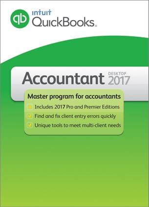 quickbooks accountant 2018