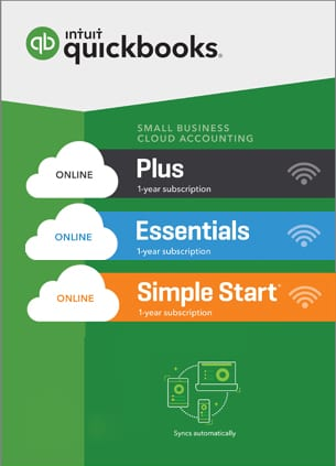 QuickBooks Online (QBO) Subscription