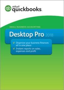 QuickBooks 2018 Pro 1 User