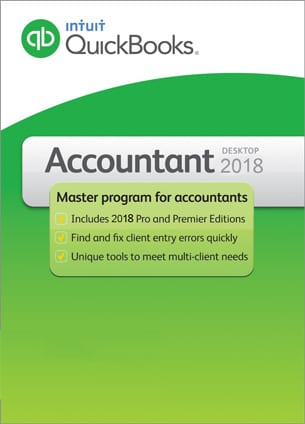 QuickBooks Accountant Desktop