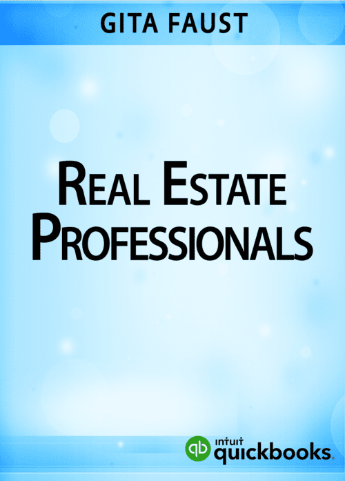 QuickBooks for Real Estate Professionals