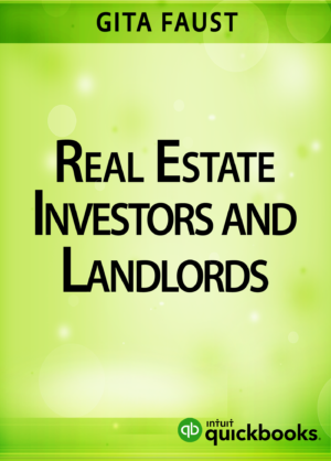QuickBooks for Real Estate Investors and Landlords