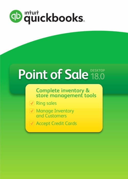 QuickBooks Point of Sale 18.0