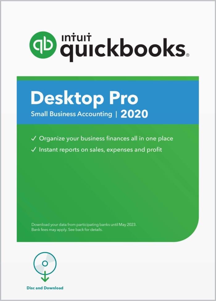 QuickBooks Pro 2020