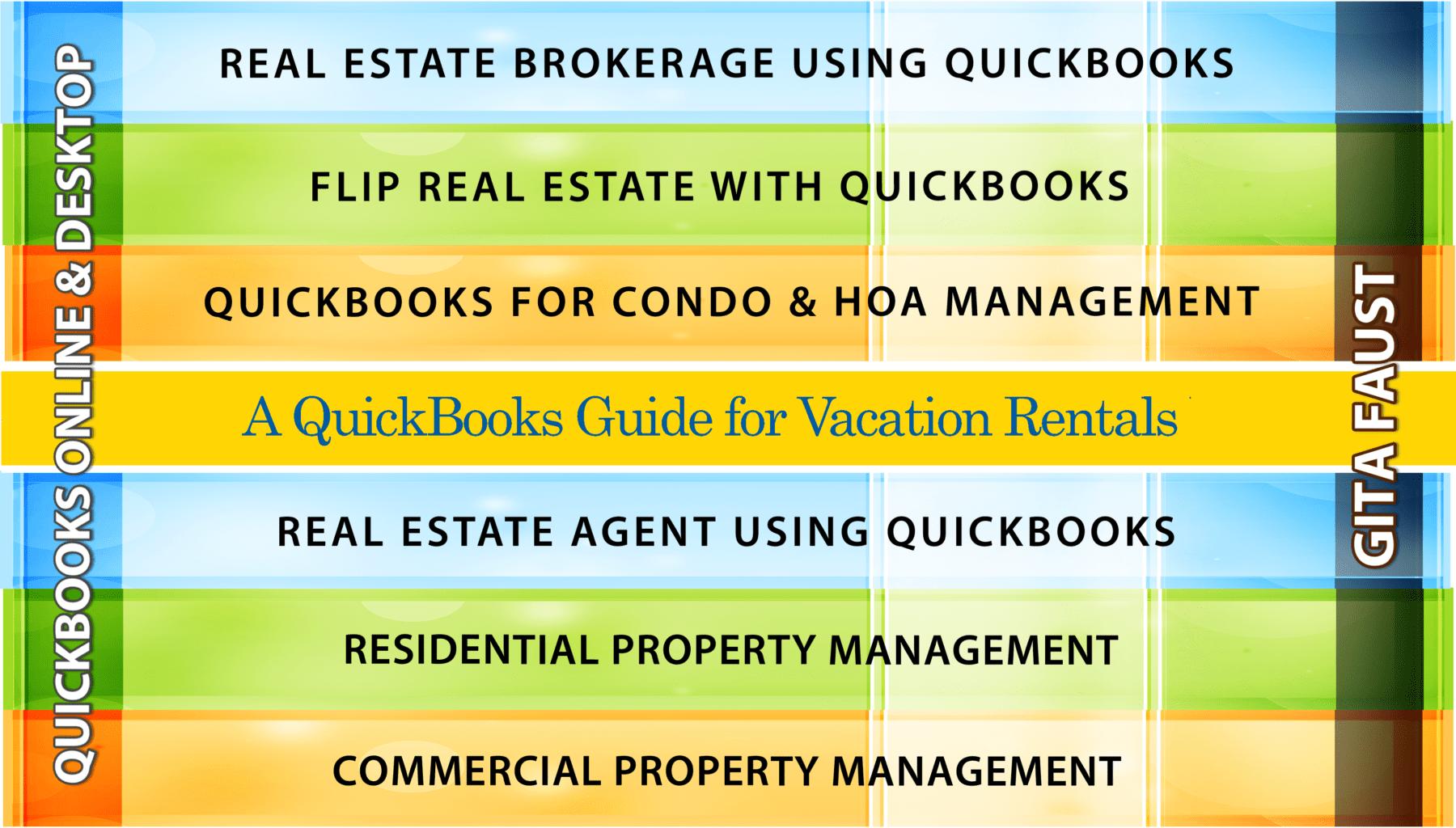 QuickBooks Software: Property Management & Real Estate Business